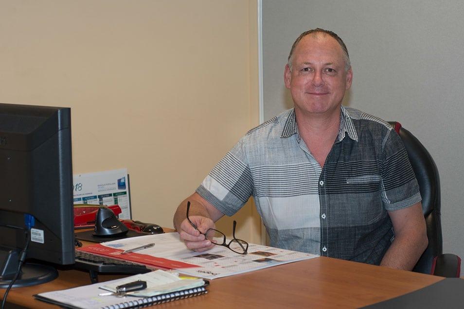 Patrick BOURLES responsable de bureau cabinet expert comptable marvejols