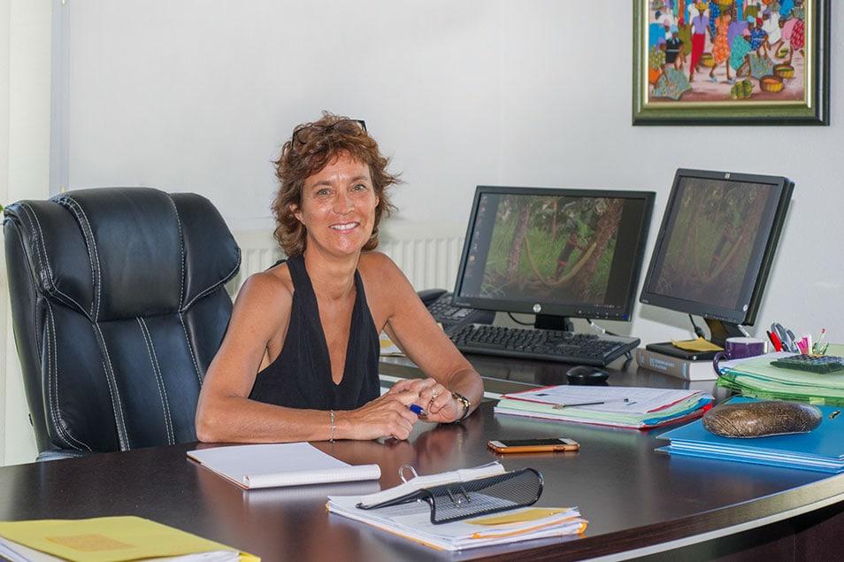 Elisabeth PHILIBERT responsable service juridique du cabinet d'expertise comptable de Mende, Marvejols et Langogne