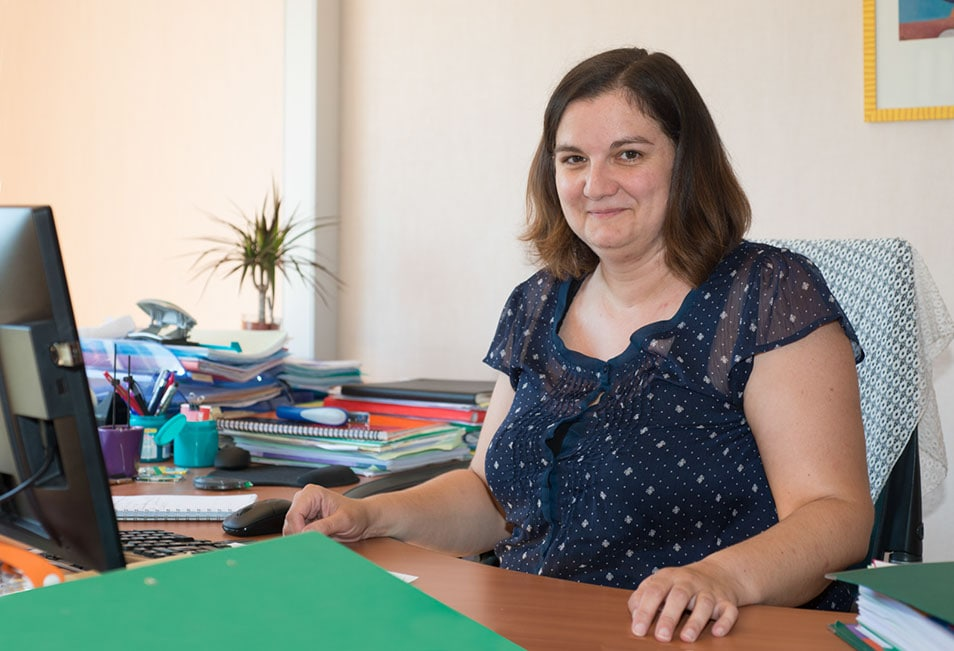 Lydie BENOIT expert comptable à Saint Affrique